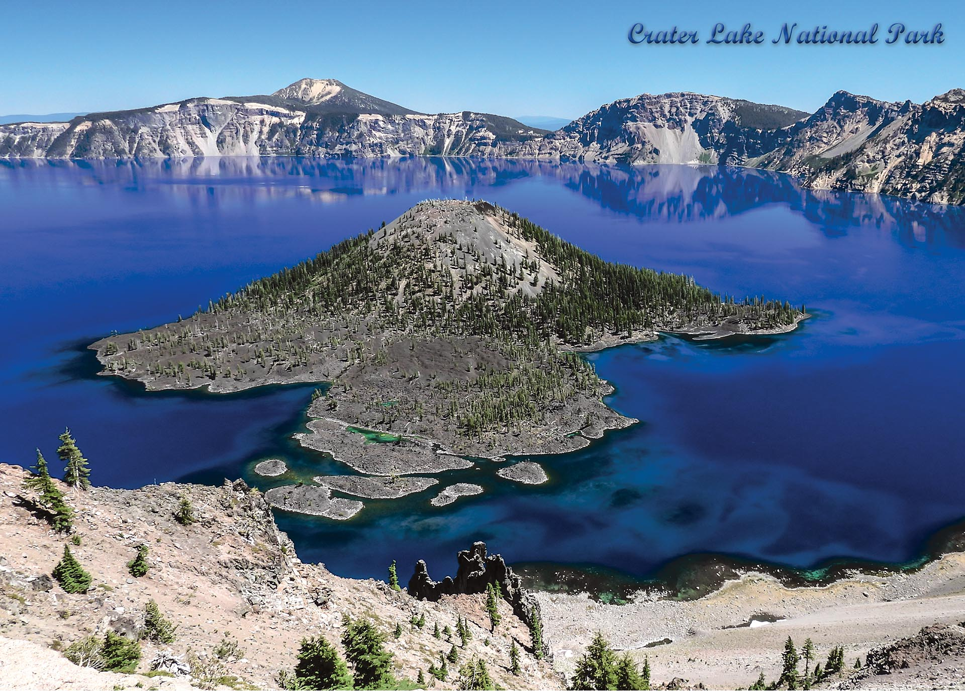 21045 Crater Lake Wizard Island web